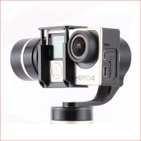 READY FeiyuTech FY-G4 QD 3-Axis Handheld Steady Gimbal for GoPro & Yi cam