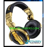 headset dj oem PIONEER HDJ 1000, headphone hdj1000 GOLD, BLACK, SILVER