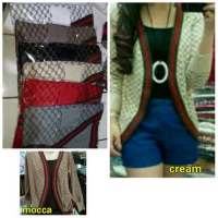 [BLOUSE] RAJUT CARDIGAN IMPORT