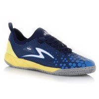 SEPATU FUTSAL SPECS 400731 METASALA KNIGHT - GALAXY BLUE TULIP BLUE PALE YELLOW PALONA