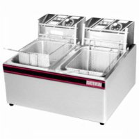 GETRA ELECTRIC DEEP FRYER EF-82/2 TANK-2 BASKET GARANSI 1 THN