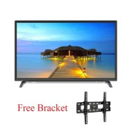 TOSHIBA LED TV 32L5650 32Inch Smart TV WIFI FREE BRACKET Black -