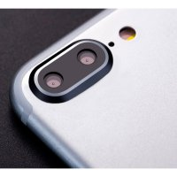 Camera Ring Lens Protector iPhone 7 Plus - Black