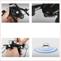 #Helikopter RC Mini Quadcopter Smart Drone Wifi with 0.3MP Camera- FY603