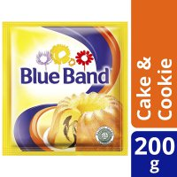Blue Band Cake & Cookie 60x200gr (1 Dus)
