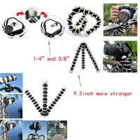 Large Octopus Tripod Stand Gorillapod for Camera Digital