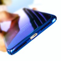 Gradient Mirror Hardcase for iPhone 6 Plus / 6s Plus - Blue