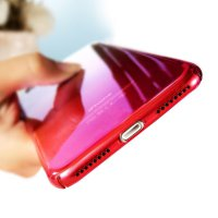 Gradient Mirror Hardcase for iPhone 6 Plus / 6s Plus - Pink