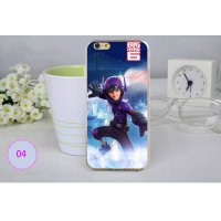 Big Hero Silicon + TPU Case for iPhone 6 Plus - TPU25