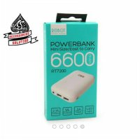 POWER BANK VIVAN ROBOT RT7200 (6600MAH) MINI SIZE / EAST TO CARRY