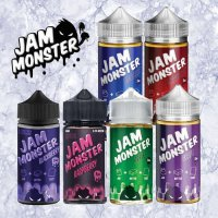 Jam Monster US Premium Liquid Rokok Elektrik 100 ML