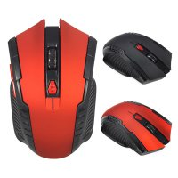 Mouse Wireless GAMING MOUSE 6D USB 2.4GHz Optical Mouse