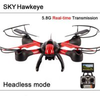 Drone SKY Hawkeye HM1315S (headless) 5.8G FPV RC Quadcopter