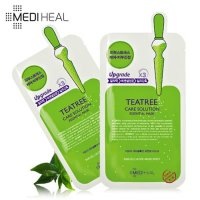 MEDIHEAL Tea Tree Care Solution Essential Mask - ORI Korea BEST SELLER