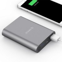 Orico Qualcomm Quick Charge 2.0 Portable USB Power Bank 10400mAh - Q1