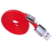 Remax King Kong Lightning Cable 1m for iPhone 5/6/7/8/X - RC-C05i - Red