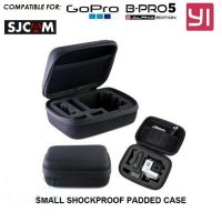 SMALL SHOCKPROOF PADDED CASE / TAS FOR GOPRO XIAOMI YI SJCAM BPRO