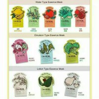 Tony moly mask (10pcs)