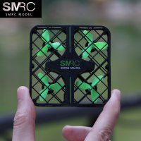 SMRC Super Mini Quadcopter Drone 2.4GHz - M8HS - Black