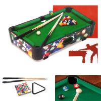 Mini billiard game (for Pool) Pool Mini Pool Table Pool Table / sports toys sports toys, play billiards supplies per family mini