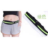 Spesial Tas Pinggang Double Pocket Running Belt Jogging Bag