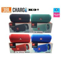 JBL Charge K3 Plus Bluetooth Speaker Waterproof Portable Outdoor Subwoofer