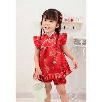 (Limited) Sparrow Kids Cheongsam | Baju - WM110