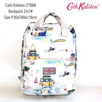 Tas Ransel Import Fashion Backpack Basic 2in 1 2788 - 4