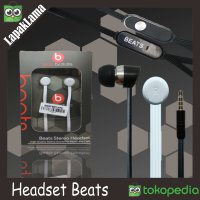 Headset Handsfree High Quality Beats Original Earphone Stereo BASS