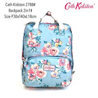 Tas Ransel Import Fashion Backpack Basic 2in 1 2788 - 6