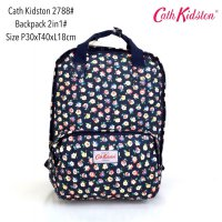 Tas Ransel Import Fashion Backpack Basic 2in 1 2788 - 15