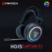 Fantech HG15 Captain 7.1 RGB Headset Gaming