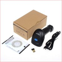#Scanner Taffware 2 in 1 Bluetooth Barcode Scanner Wireless & USB Wired -YK-BW3