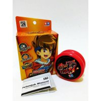 YOYO Auldey Blazing Teens legendary warriors Flame Tiger ORI