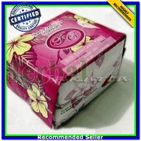 (Pembalut) PEMBALUT HERBAL AVAIL FC NIGHT USE - MERAH PINK-