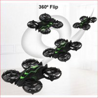 JXD 515W Quadcopter Drone Wifi dengan Kamera 0.3MP