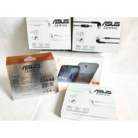HANDSFREE HEADSET EARPHONE ASUS ZENFONE C 4C 2 5 6 4 TEMPERED GLASS