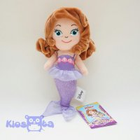 Boneka princess sofia the first chibi kostum mermaid original Disney