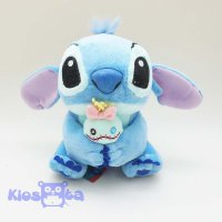 Boneka stitch scrum original Disney
