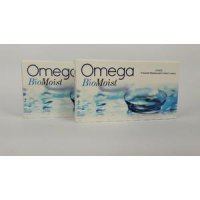 Softlens Omega Bio Moist Clear