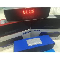 Hot Promo Speaker Bluetooth BOSE LCD ( Usb bluetooth, fm radio, micro usb) Speaker aktif / Speaker portable / Super baas
