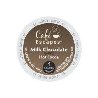 [macyskorea] Cafe Escapes Milk Chocolate Hot Cocoa Keurig K-Cups Coffee, 12 Count/8204908