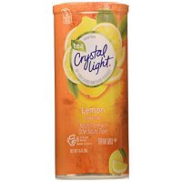 [macyskorea] Crystal Light Iced Tea Drink Mix, Natural Lemon Flavor (12-Quart), 1.4-Ounce /8200267