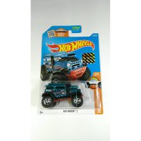 (PROMO) Hot Wheels Bad Mudder 2 TH$ Ban Karet Factory Sealed 2016
