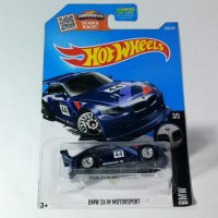 (READY) hot wheels bmw z4 m motorsport TH$ ban karet usa card