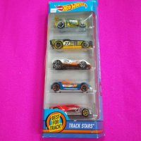 (PROMO) Hot Wheels track Stars gift pack Gov'ner