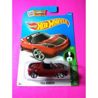 (READY) Hot Wheels Tesla Roadster Treasure Hunt TH$
