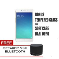 OPPO A37 4G LTE 2/16 - Rose Gold Free Speaker Bluetooth