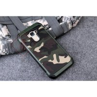 "2in1 Military Armor Hard Soft Case - Asus Zenfone 3 Max 5.5"" ZC553KL"