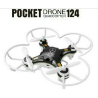 (LIMITED) PROMO !! Mini Drone RC Pocket Quadcopter FQ777 / FH222
